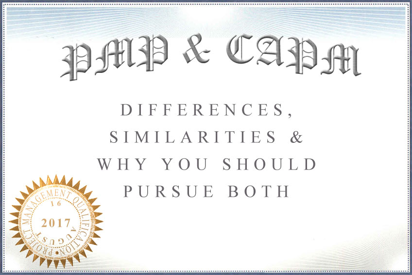 Pmp Capm Eligibility Which Requirements Do I Meet