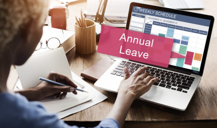 Booking Annual Leave