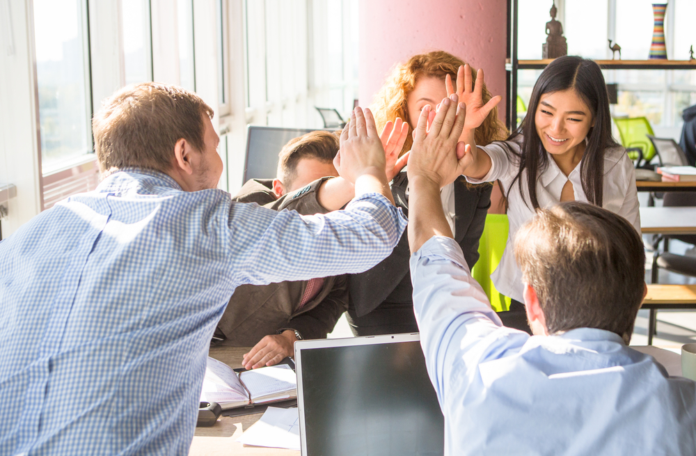 5 characteristics to build a successful project team